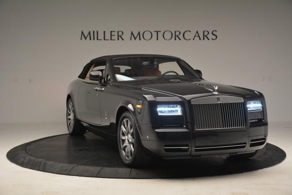 New 2016 Rolls-Royce Phantom Drophead Coupe Bespoke for sale Sold at Bentley Greenwich in Greenwich CT 06830 21
