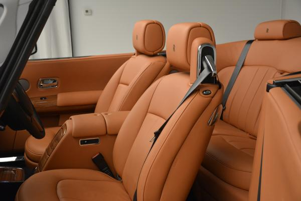 New 2016 Rolls-Royce Phantom Drophead Coupe Bespoke for sale Sold at Bentley Greenwich in Greenwich CT 06830 27