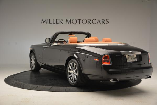 New 2016 Rolls-Royce Phantom Drophead Coupe Bespoke for sale Sold at Bentley Greenwich in Greenwich CT 06830 5
