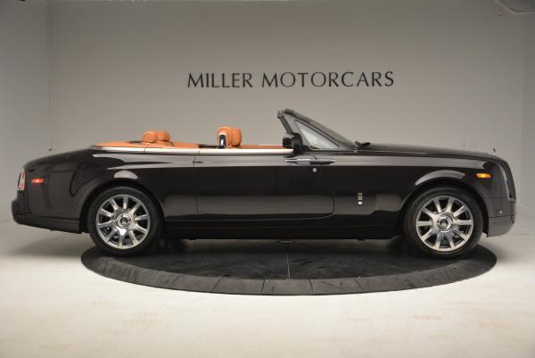 New 2016 Rolls-Royce Phantom Drophead Coupe Bespoke for sale Sold at Bentley Greenwich in Greenwich CT 06830 9