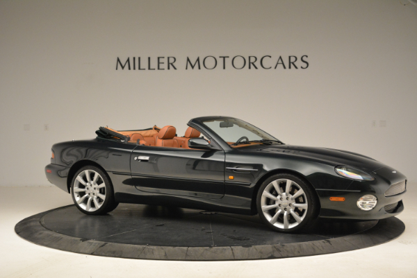 Used 2003 Aston Martin DB7 Vantage Volante for sale Sold at Bentley Greenwich in Greenwich CT 06830 10
