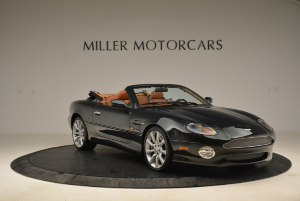 Used 2003 Aston Martin DB7 Vantage Volante for sale Sold at Bentley Greenwich in Greenwich CT 06830 11