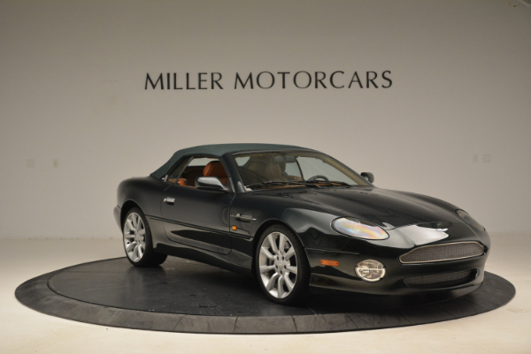 Used 2003 Aston Martin DB7 Vantage Volante for sale Sold at Bentley Greenwich in Greenwich CT 06830 13