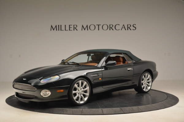 Used 2003 Aston Martin DB7 Vantage Volante for sale Sold at Bentley Greenwich in Greenwich CT 06830 14