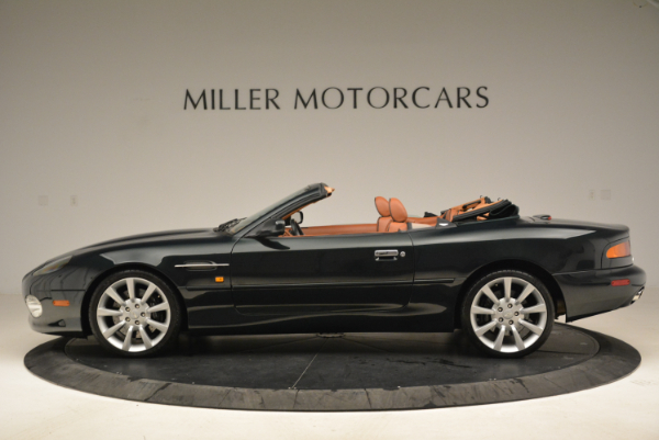 Used 2003 Aston Martin DB7 Vantage Volante for sale Sold at Bentley Greenwich in Greenwich CT 06830 3