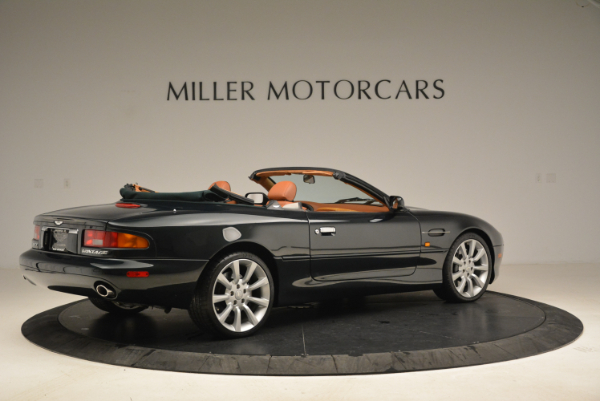 Used 2003 Aston Martin DB7 Vantage Volante for sale Sold at Bentley Greenwich in Greenwich CT 06830 8