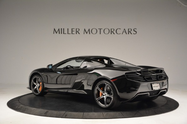 Used 2015 McLaren 650S Spider for sale Sold at Bentley Greenwich in Greenwich CT 06830 16