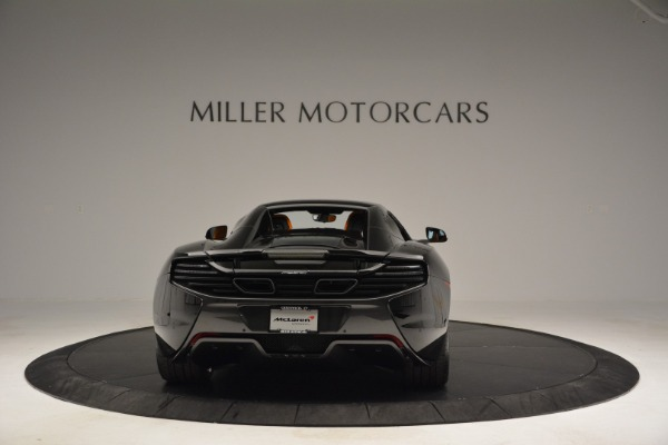 Used 2015 McLaren 650S Spider for sale Sold at Bentley Greenwich in Greenwich CT 06830 17