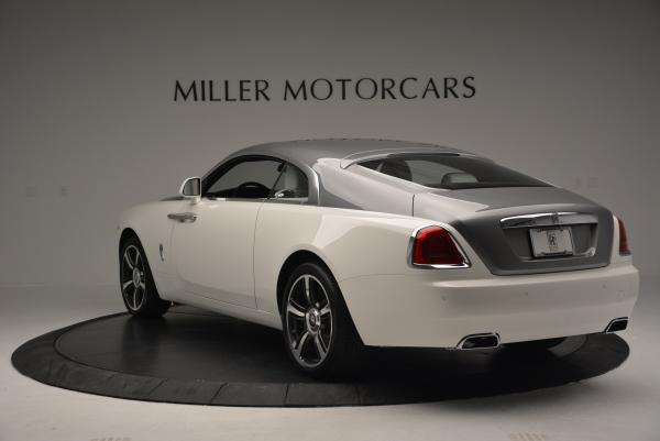 Used 2016 Rolls-Royce Wraith for sale Sold at Bentley Greenwich in Greenwich CT 06830 6