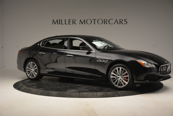 New 2018 Maserati Quattroporte S Q4 for sale Sold at Bentley Greenwich in Greenwich CT 06830 10