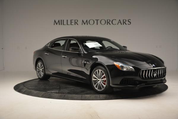New 2018 Maserati Quattroporte S Q4 for sale Sold at Bentley Greenwich in Greenwich CT 06830 11