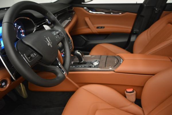 New 2018 Maserati Quattroporte S Q4 for sale Sold at Bentley Greenwich in Greenwich CT 06830 14