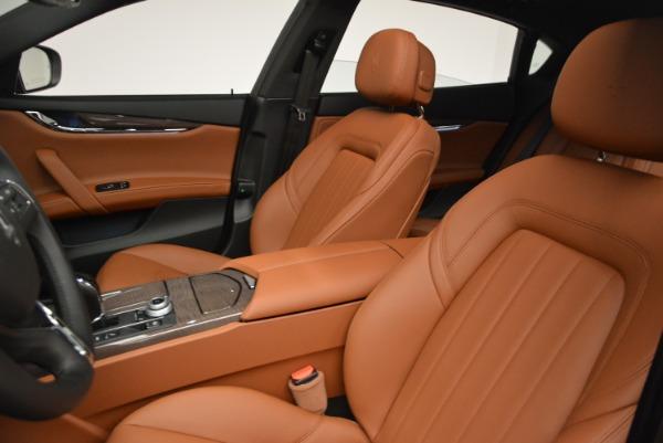New 2018 Maserati Quattroporte S Q4 for sale Sold at Bentley Greenwich in Greenwich CT 06830 15