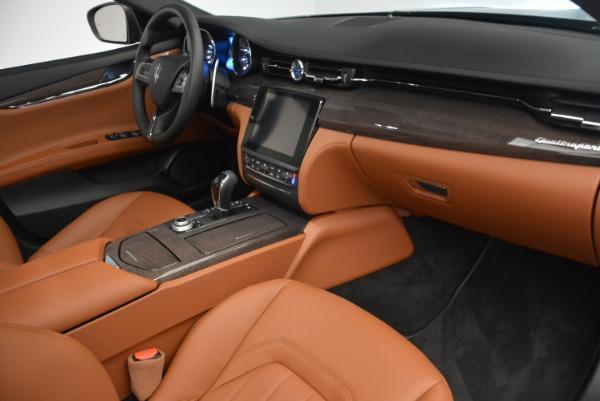 New 2018 Maserati Quattroporte S Q4 for sale Sold at Bentley Greenwich in Greenwich CT 06830 17