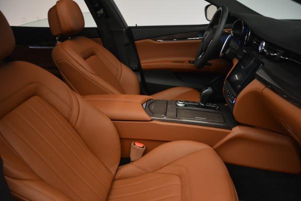 New 2018 Maserati Quattroporte S Q4 for sale Sold at Bentley Greenwich in Greenwich CT 06830 18