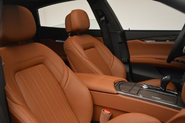 New 2018 Maserati Quattroporte S Q4 for sale Sold at Bentley Greenwich in Greenwich CT 06830 19