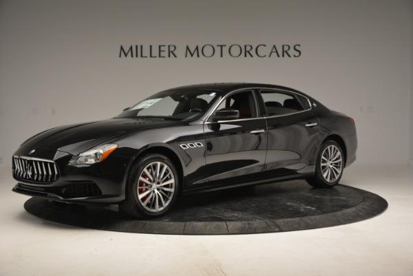 New 2018 Maserati Quattroporte S Q4 for sale Sold at Bentley Greenwich in Greenwich CT 06830 2