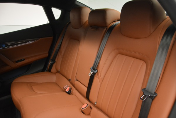 New 2018 Maserati Quattroporte S Q4 for sale Sold at Bentley Greenwich in Greenwich CT 06830 20