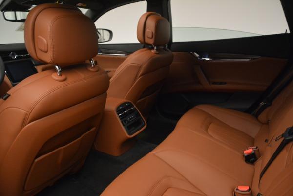 New 2018 Maserati Quattroporte S Q4 for sale Sold at Bentley Greenwich in Greenwich CT 06830 22