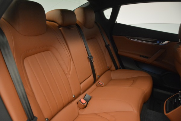 New 2018 Maserati Quattroporte S Q4 for sale Sold at Bentley Greenwich in Greenwich CT 06830 25