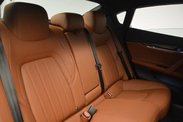 New 2018 Maserati Quattroporte S Q4 for sale Sold at Bentley Greenwich in Greenwich CT 06830 26
