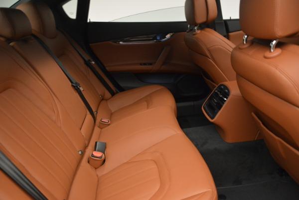 New 2018 Maserati Quattroporte S Q4 for sale Sold at Bentley Greenwich in Greenwich CT 06830 27