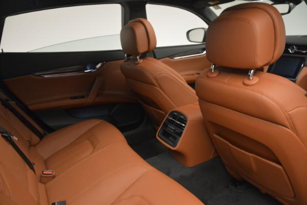 New 2018 Maserati Quattroporte S Q4 for sale Sold at Bentley Greenwich in Greenwich CT 06830 28
