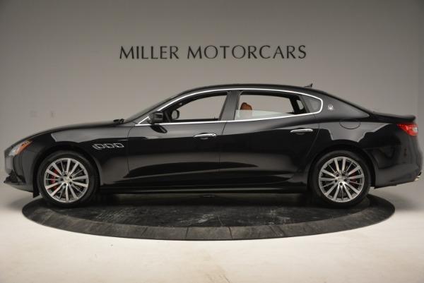 New 2018 Maserati Quattroporte S Q4 for sale Sold at Bentley Greenwich in Greenwich CT 06830 3
