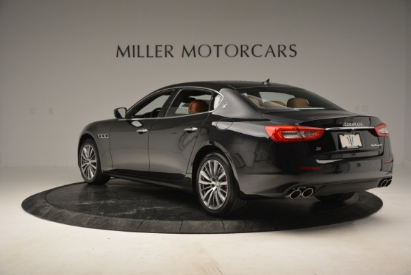New 2018 Maserati Quattroporte S Q4 for sale Sold at Bentley Greenwich in Greenwich CT 06830 5