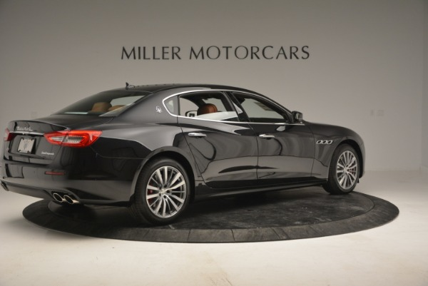 New 2018 Maserati Quattroporte S Q4 for sale Sold at Bentley Greenwich in Greenwich CT 06830 8