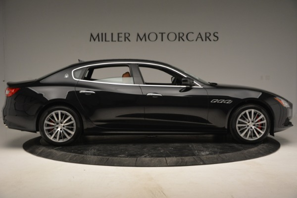 New 2018 Maserati Quattroporte S Q4 for sale Sold at Bentley Greenwich in Greenwich CT 06830 9
