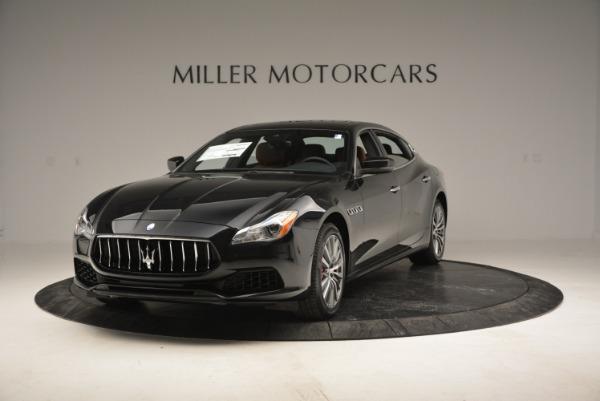 New 2018 Maserati Quattroporte S Q4 for sale Sold at Bentley Greenwich in Greenwich CT 06830 1