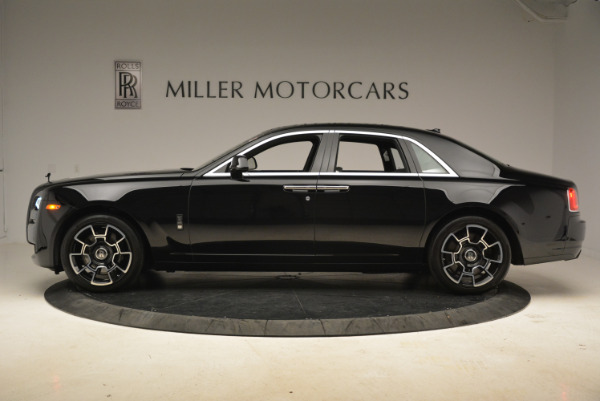 Used 2017 Rolls-Royce Ghost Black Badge for sale Sold at Bentley Greenwich in Greenwich CT 06830 2