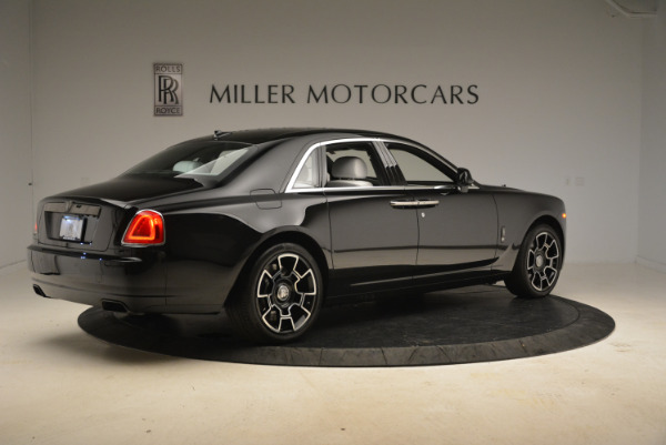 Used 2017 Rolls-Royce Ghost Black Badge for sale Sold at Bentley Greenwich in Greenwich CT 06830 6