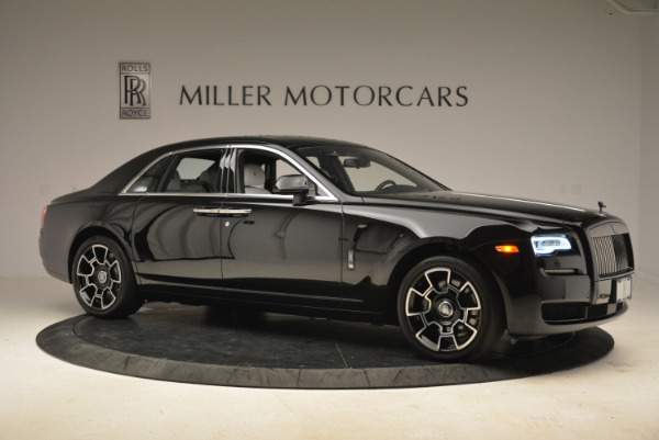 Used 2017 Rolls-Royce Ghost Black Badge for sale Sold at Bentley Greenwich in Greenwich CT 06830 8