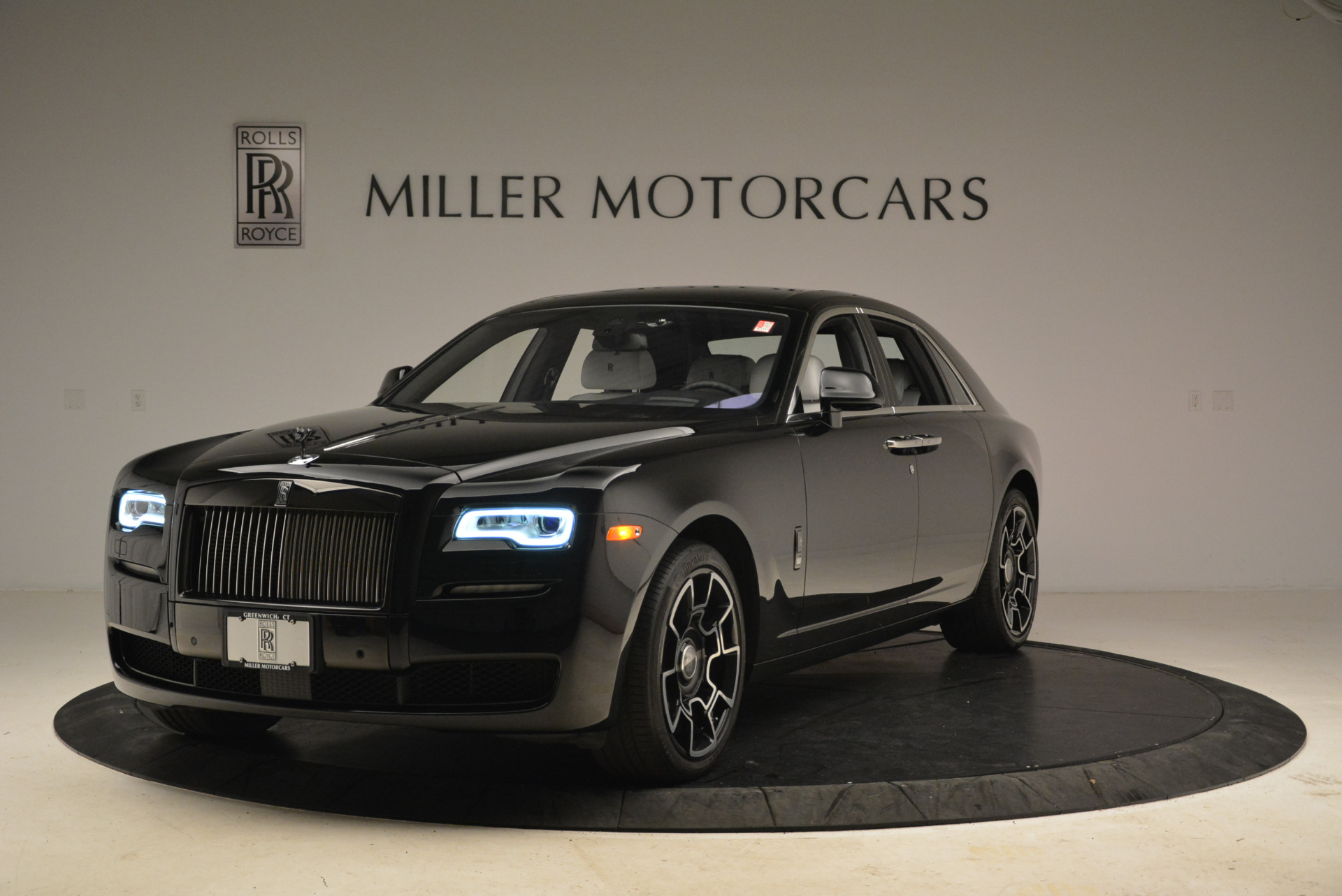 Used 2017 Rolls-Royce Ghost Black Badge for sale Sold at Bentley Greenwich in Greenwich CT 06830 1