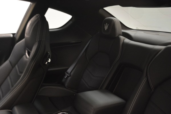 Used 2016 Maserati GranTurismo Sport for sale Sold at Bentley Greenwich in Greenwich CT 06830 22