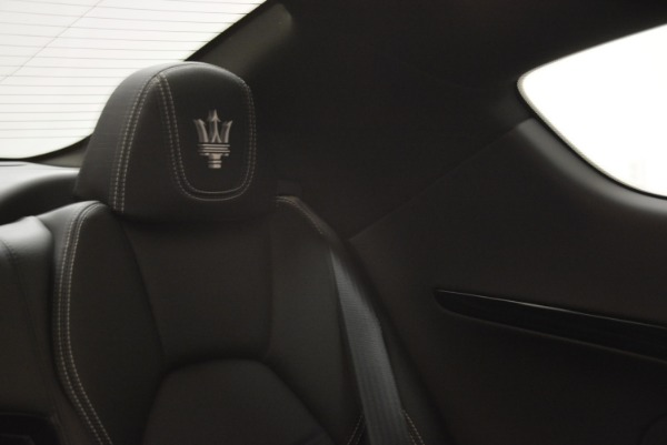 Used 2016 Maserati GranTurismo Sport for sale Sold at Bentley Greenwich in Greenwich CT 06830 28