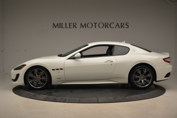 Used 2016 Maserati GranTurismo Sport for sale Sold at Bentley Greenwich in Greenwich CT 06830 3