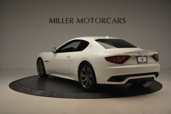 Used 2016 Maserati GranTurismo Sport for sale Sold at Bentley Greenwich in Greenwich CT 06830 6