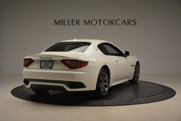 Used 2016 Maserati GranTurismo Sport for sale Sold at Bentley Greenwich in Greenwich CT 06830 8