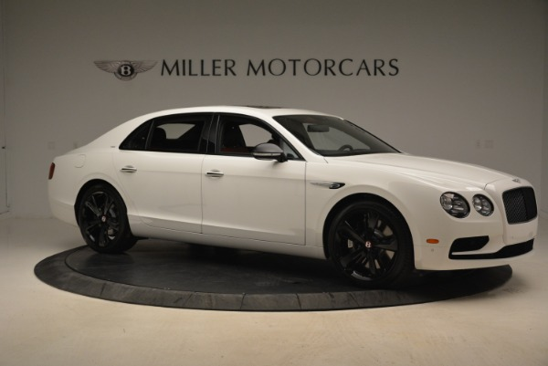 New 2018 Bentley Flying Spur V8 S Black Edition for sale Sold at Bentley Greenwich in Greenwich CT 06830 10
