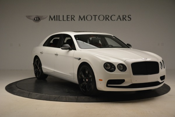New 2018 Bentley Flying Spur V8 S Black Edition for sale Sold at Bentley Greenwich in Greenwich CT 06830 11