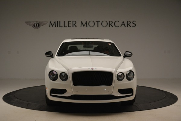 New 2018 Bentley Flying Spur V8 S Black Edition for sale Sold at Bentley Greenwich in Greenwich CT 06830 12