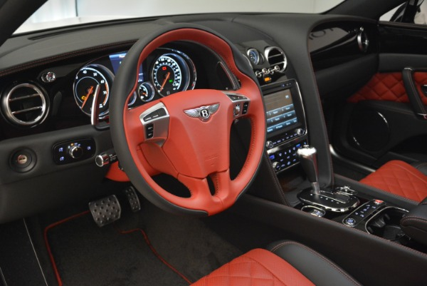 New 2018 Bentley Flying Spur V8 S Black Edition for sale Sold at Bentley Greenwich in Greenwich CT 06830 20