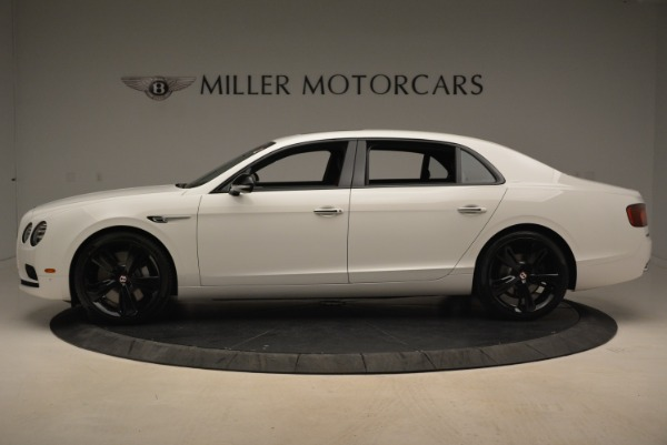 New 2018 Bentley Flying Spur V8 S Black Edition for sale Sold at Bentley Greenwich in Greenwich CT 06830 3