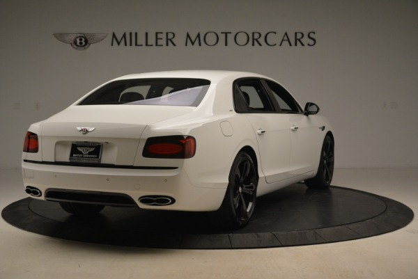 New 2018 Bentley Flying Spur V8 S Black Edition for sale Sold at Bentley Greenwich in Greenwich CT 06830 7