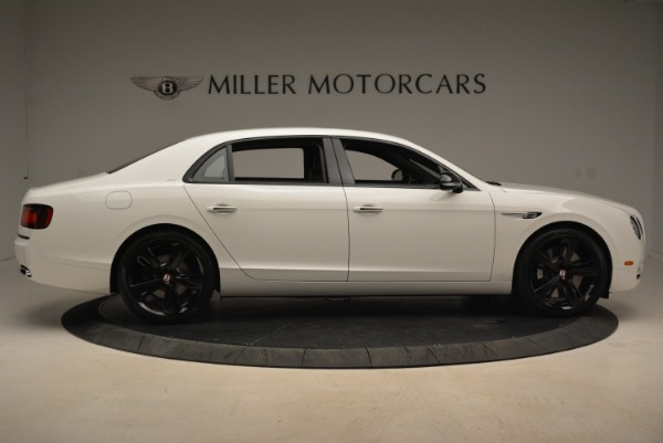 New 2018 Bentley Flying Spur V8 S Black Edition for sale Sold at Bentley Greenwich in Greenwich CT 06830 9