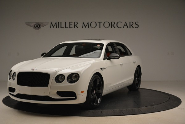 New 2018 Bentley Flying Spur V8 S Black Edition for sale Sold at Bentley Greenwich in Greenwich CT 06830 1
