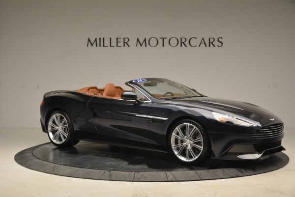 Used 2014 Aston Martin Vanquish Volante for sale Sold at Bentley Greenwich in Greenwich CT 06830 10